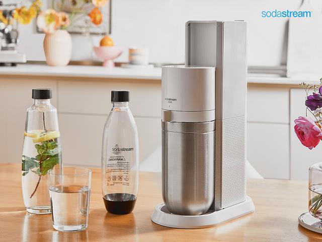 [Westwing] SodaStream Duo inkl. 3 Glas- und 1 Kunstoffflasche und 1 Kartusche für 95,90€ durch 30€ KWK