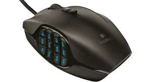 Logitech G600 Optische MMO-Gaming-Maus @ Amazon Warehousedeals