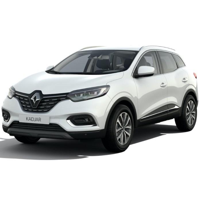 [Gewerbeleasing] Renault Kadjar Business Edition TCe EDC GPF (140 PS) mtl. 58,67€ + 755€ ÜF (eff. mtl. 90€), LF 0,22, GF 0,34, 24 Monate