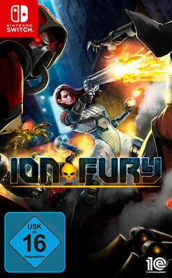 ION Fury [SWITCH] - Bombshell Variante von Duke Nukem 3D