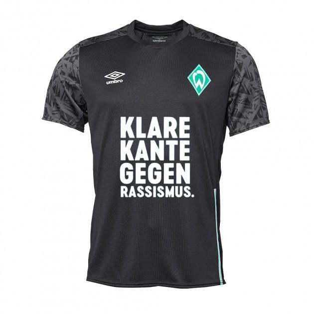 Werder Bremen Umbro Spring Sale z.B. Trainingsshirt für 29,95€ statt 49,95€ inkl.Versand