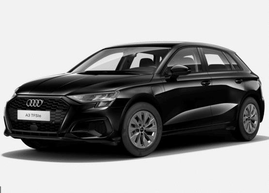 Privatleasing: Audi A3 TFSIe (Bafa) / 204PS (konfigurierbar) für 149€ (eff 186€) monatlich - LF:0,38