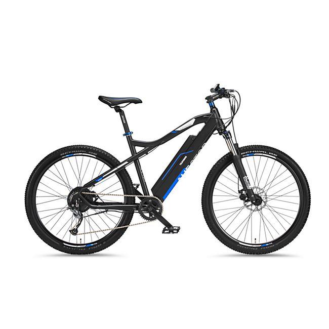 "[Netto] Telefunken Alu MTB Hardtail 27,5"" Mountain E-Bike Blau"