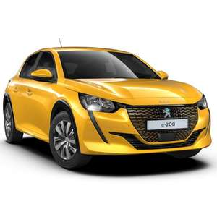 [Privatleasing] Peugeot e-208 Active (136 PS, 50 kWh) mtl. 138€ + W&V + 760€ ÜF (eff. mtl. 159€), LF 0,45, GF 0,52, BAFA, sofort verfügbar