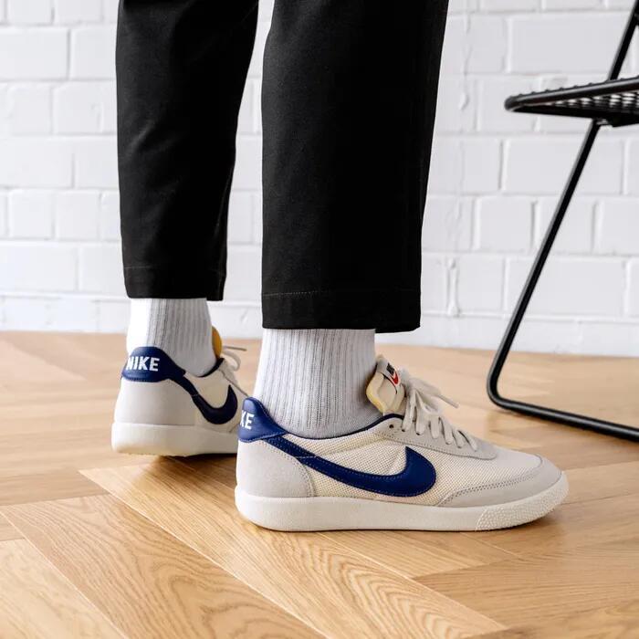 Wochenend Deal bei Afew: Nike Killshot OG mit schwarzem und blauen Swoosh für 50€ & versandkostenfrei