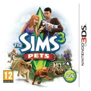 (UK) Sims 3: Pets (Einfach tierisch) [Nintendo 3DS] für 5.77€ @ Zavvi