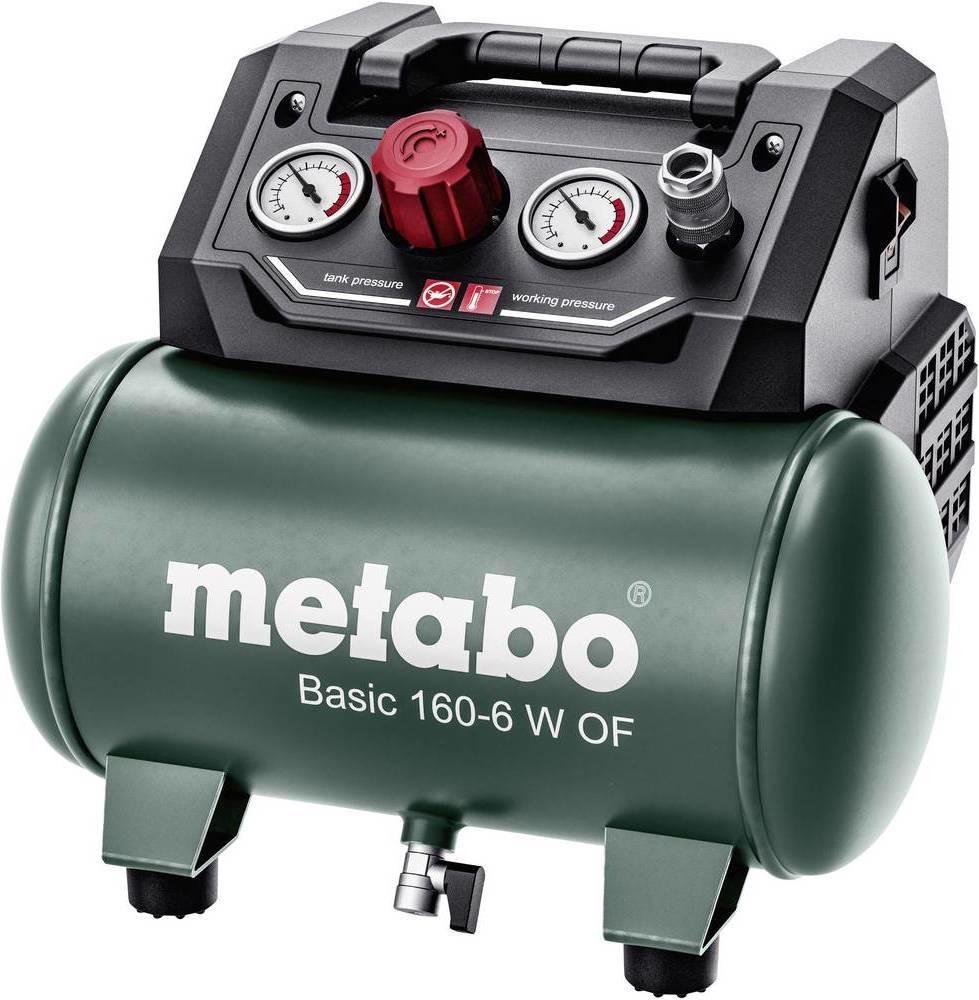 Metabo Druckluft Kompressor Basic 160-6 W OF