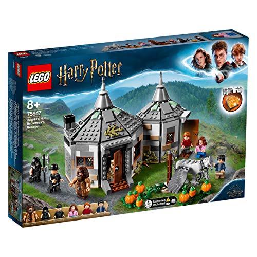 [amazon.fr] Lego Hagrids Hütte: Seidenschnabels Rettung