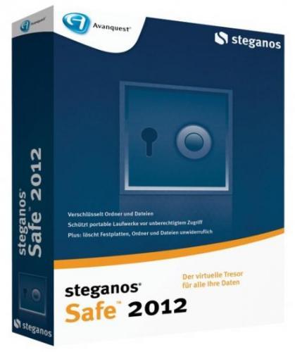 Steganos Safe 2012 V13 @ steganos.com via chip.de