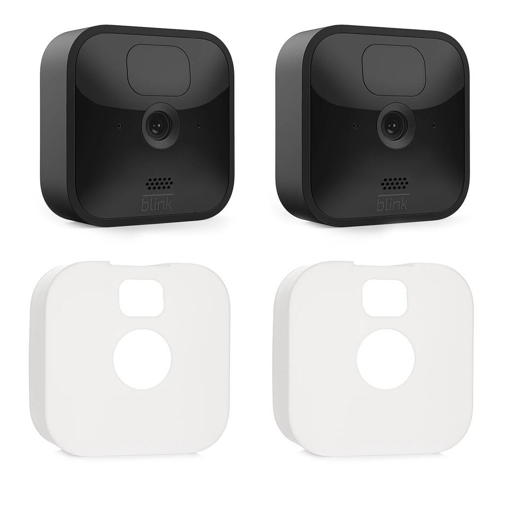 AMAZON Blink New Outdoor 2 Sicherheitskameras für innen & außen inkl. 2 Silikonhüllen