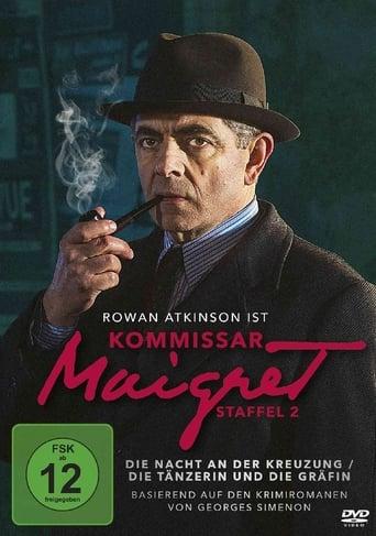 """[3sat] """"Kommissar Maigret"""" (HD) Staffel 1&2 mit Rowan Atkinson kostenlos im Stream   7,1*/10@IMDB"""