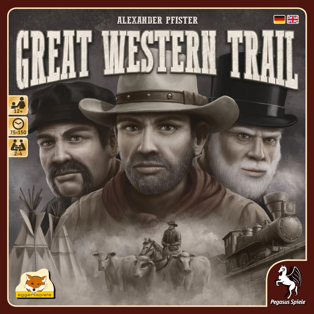 Great Western Trail (Brettspiel/Gesellschaftsspiel)