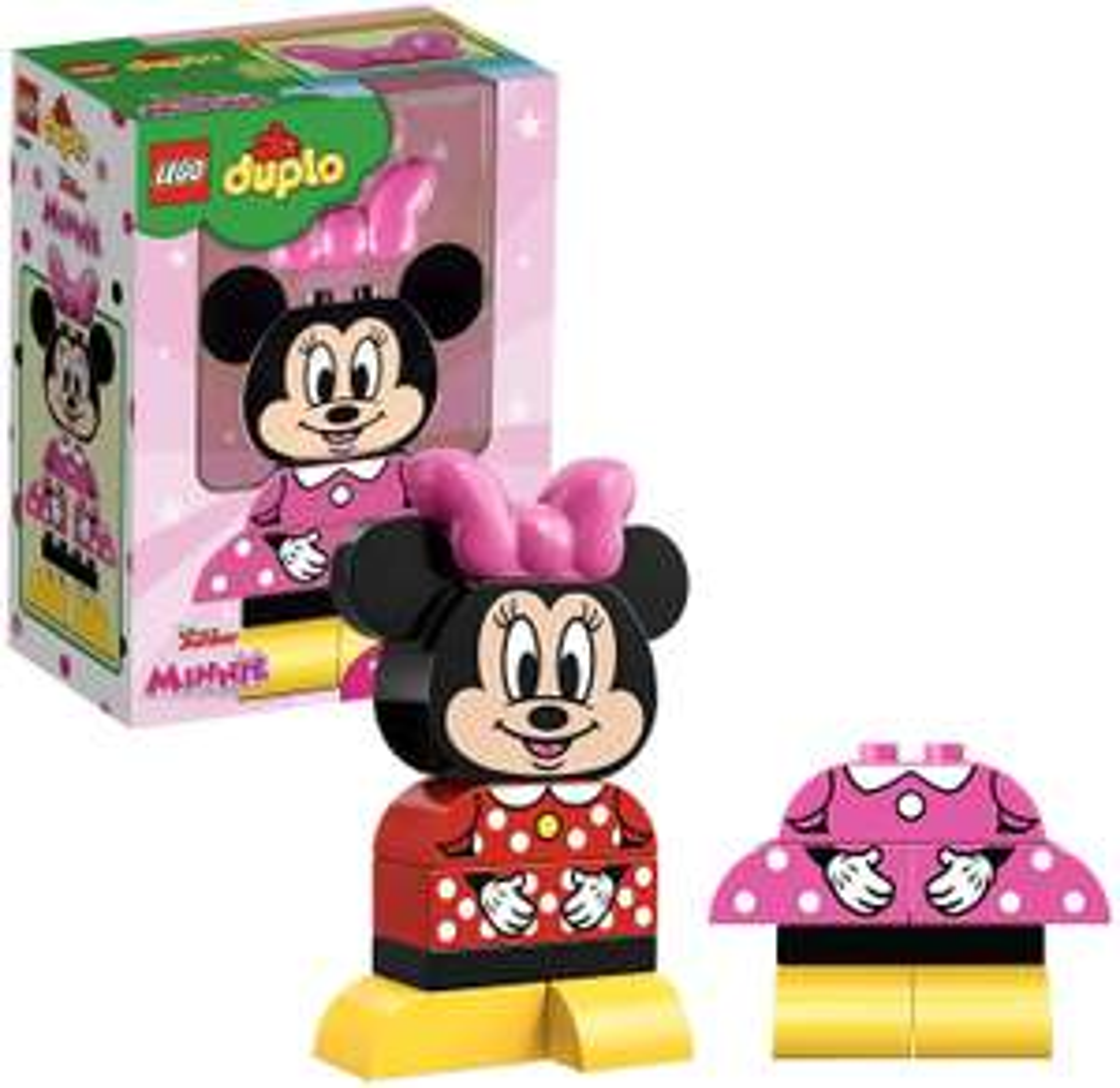 LEGO DUPLO - 10897 Meine erste Minnie Maus (10 Teile) für 5,99€ zzgl. Versand