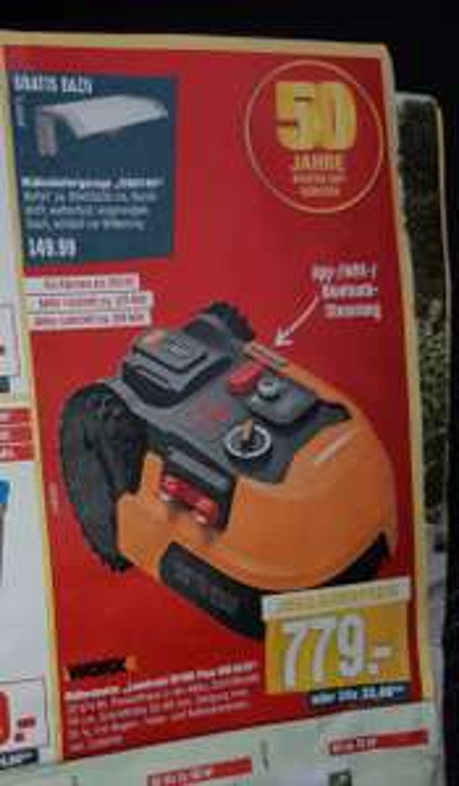 [Hellweg] Mähroboter Worx Landroid M700 2.0 Plus WR167E (2021) + Gratis Garage