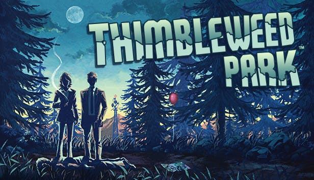 Ron Gilberts - Thimbleweed Park für 5,99€ im Humble Store (Steam Key)