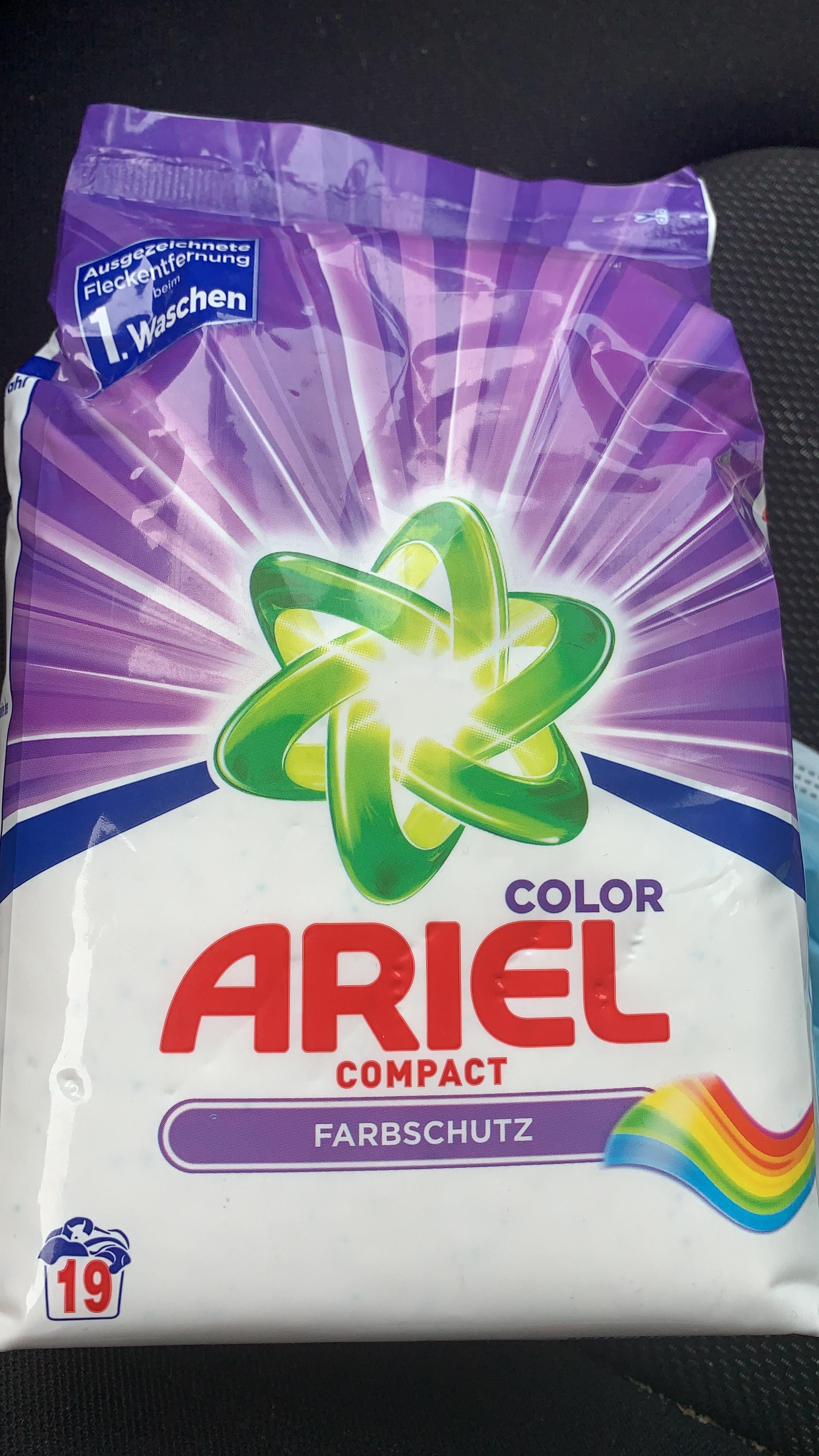 Ariel für 0,79€ bei Netto mit Ariel 19 WL für Buntes. Coupon