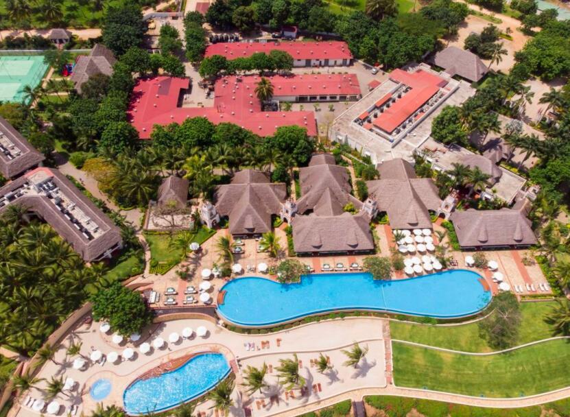 Sansibar: 7 Nächte im Superior-Doppelzimmer mit Meerblick- All Inclusive - Sea Cliff Resort Kama Village /gratis Storno / bis Dezember 22