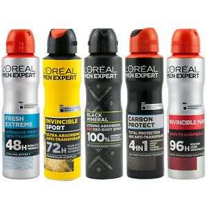 [GZG] L'Oréal Men Expert Deo Spray GRATIS testen