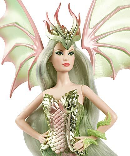 Barbie, Signature Dragon Empress Puppe, ca. 38cm groß
