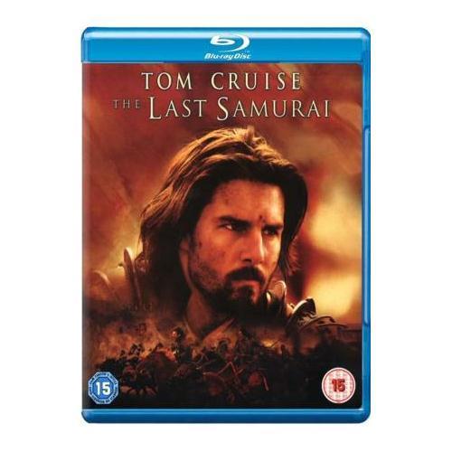 Blu-Ray - The Last Samurai für €6,90 [@Zavvi.com]