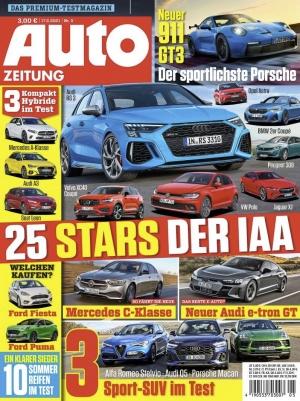 13 Ausgaben Auto Zeitung für 48,75 € mit einem 50 € Bestchoice Universalgutschein als Prämie