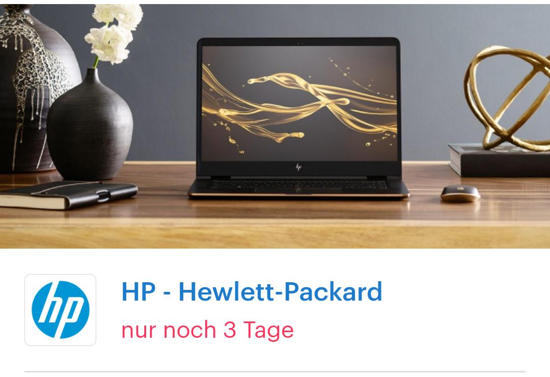 [ Shoop   HP Store ] 6% Cashback + bis zu 100€ Shoop-Gutschein