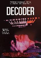 DECODER (DVD) - deutscher Cyberpunk Filmklassiker von 1984