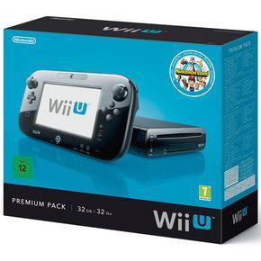 Nintendo Wii U 32 GB Premium Pack für 279€ bei notebooksbilliger.de