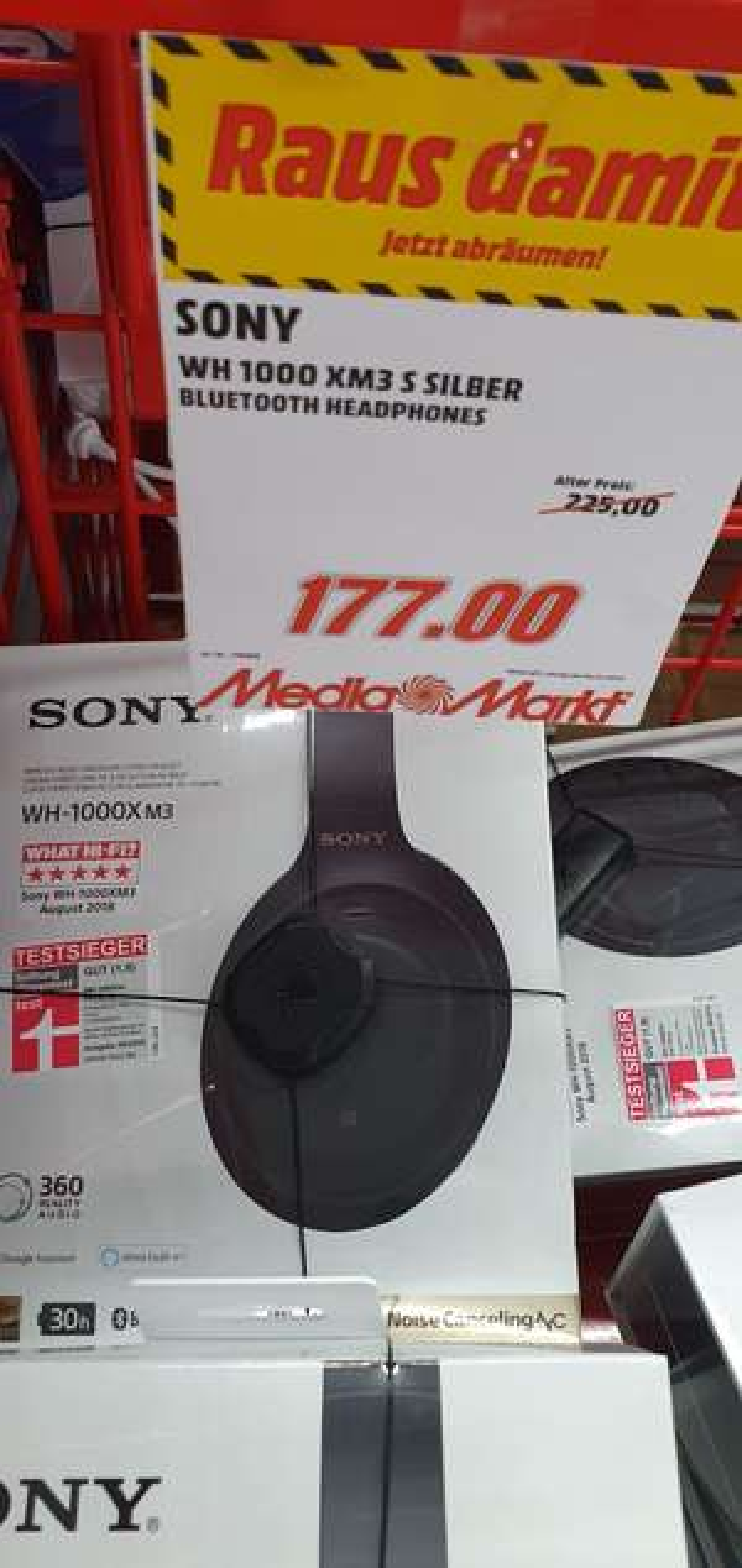 [Lokal Schwerin] Sony WH-1000XM3
