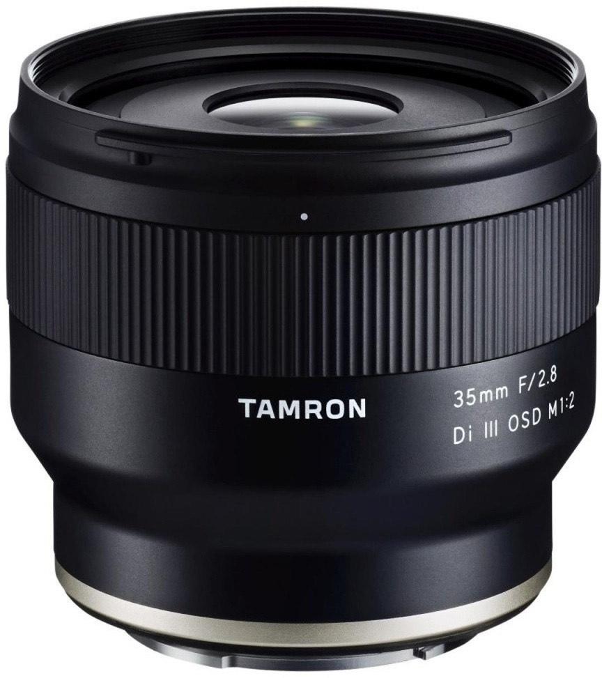 Tamron 35mm F2.8 Di III OSD M1:2 Objektiv für Sony E-Mount