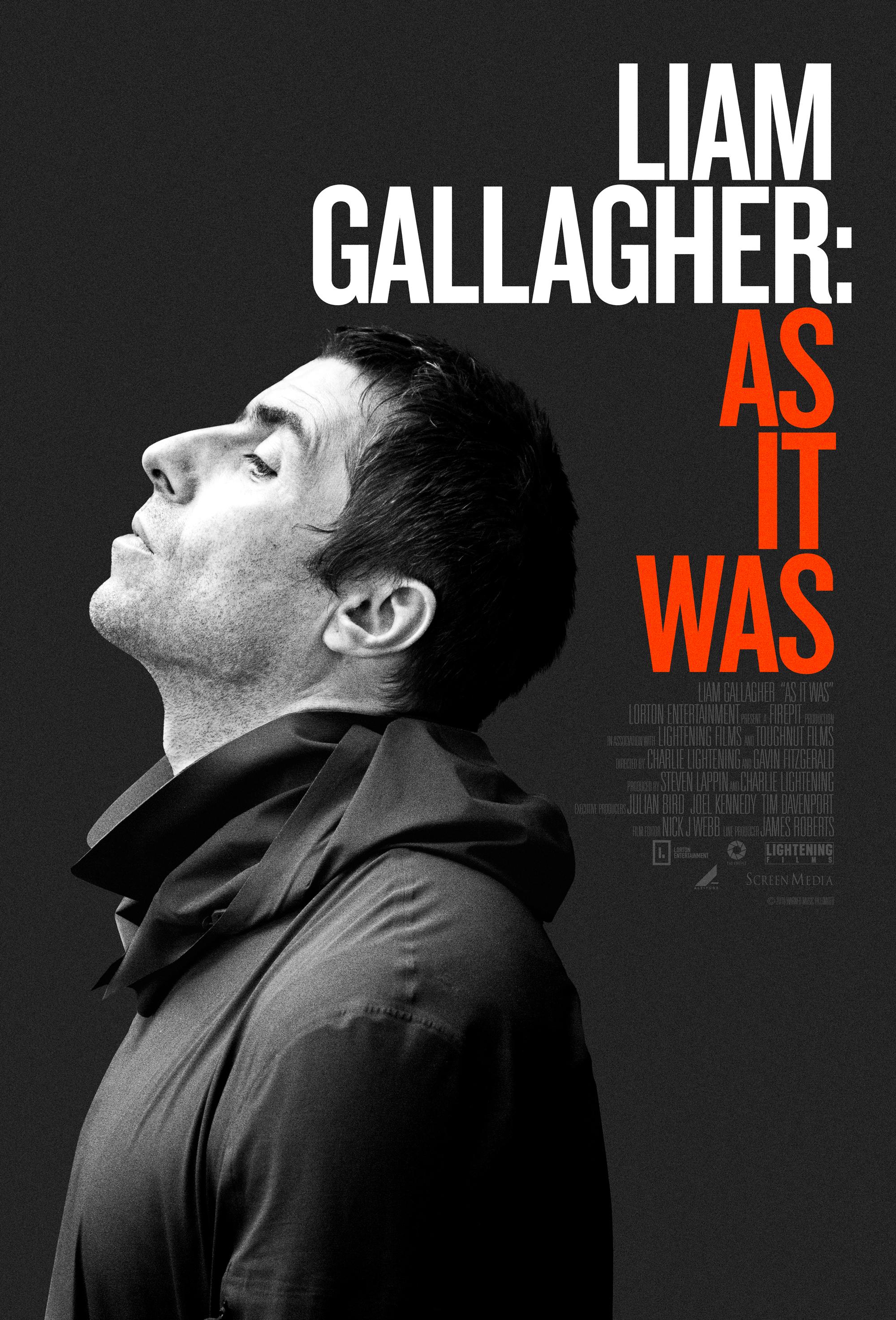 [ARTE Mediathek] Liam Gallagher (Oasis): As It Was (2019) Dokumentation als Stream und Download [IMDB 7.0]