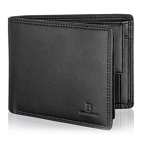 [Amazon] Unisex Portemonnaie 14 Kartenfächer & TÜV geprüfter Schutz gegen RFID Scanner