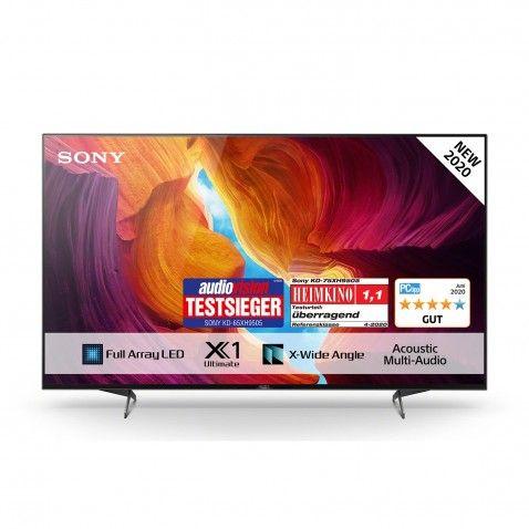 SONY KD-65XH9505 LED TV (Flat, 65 Zoll / 164 cm, UHD 4K, SMART TV, Android TV) eBay Saturn