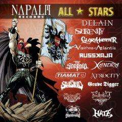Gratis Metal Sampler von Napalm Records @Amazon (Erscheinungsdatum : 1. März 2013)