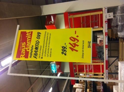 Lokal: HH-Schnelsen - Ikea Backofen Framtid OV9