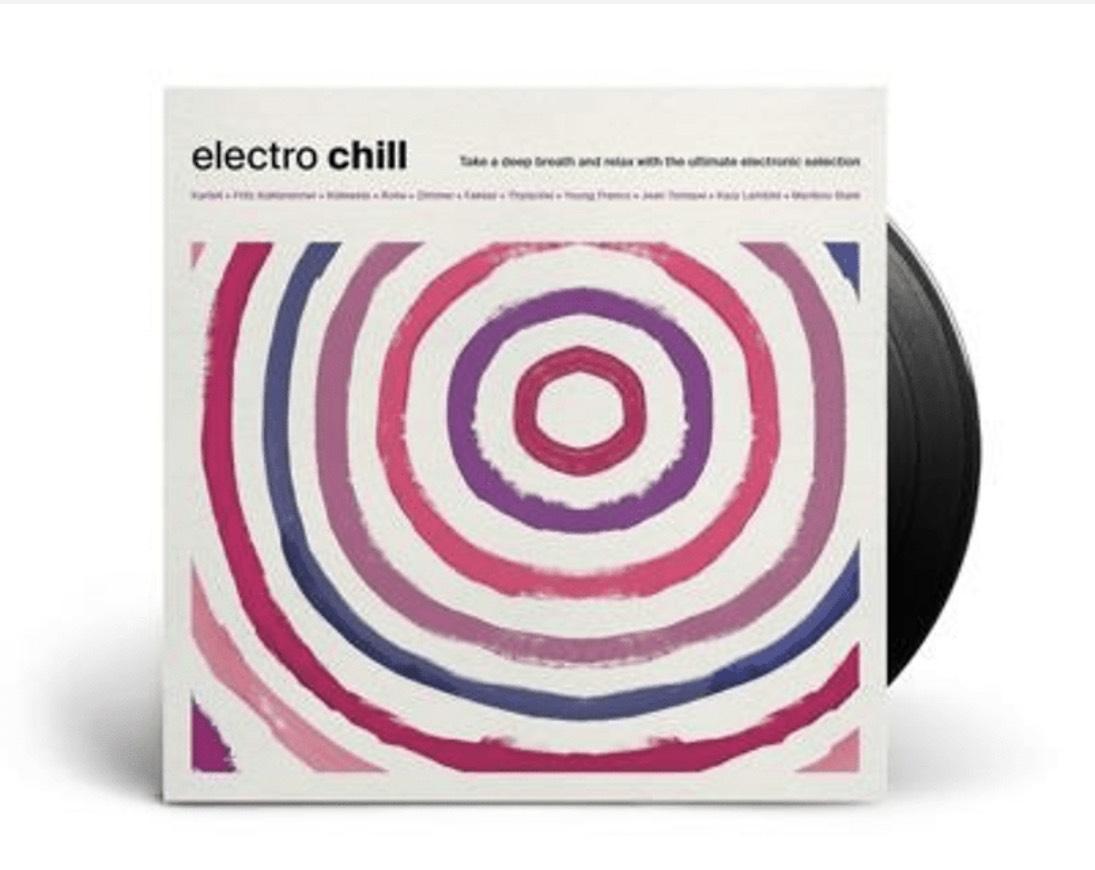 (Prime) VARIOUS - ELECTRO CHILL - (Vinyl)