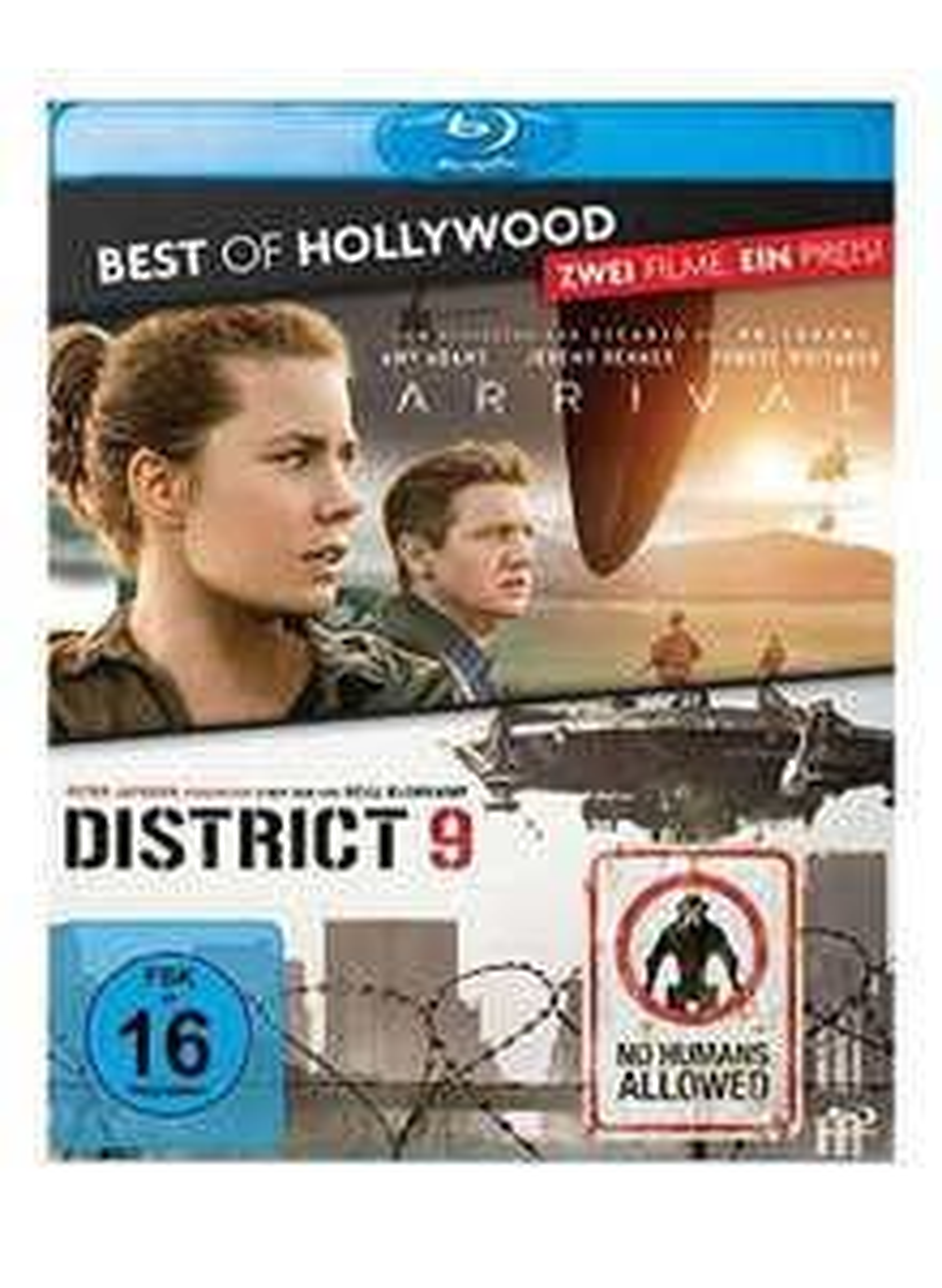 [Amazon Prime] Blu-Rays im Doppelpack ab 4,97€