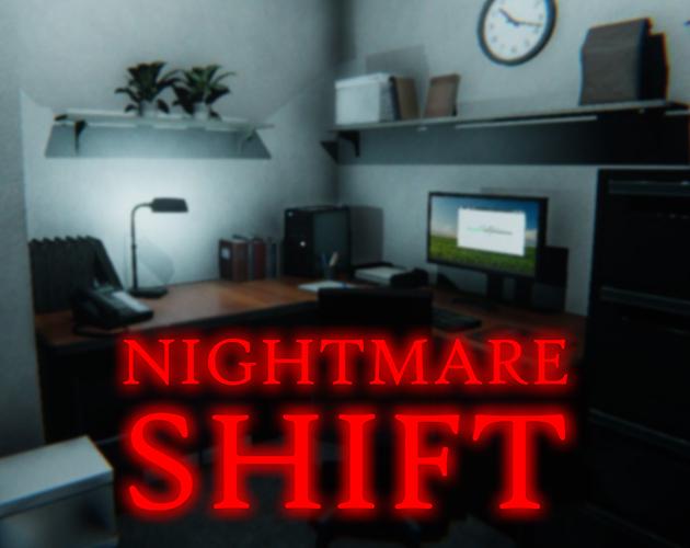 Nightmare Shift (PC) Kostenlos Horror Spiel (@ itch.io)