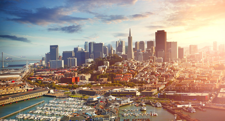 Flüge nach San Francisco (Juni-September) Hin- und Rückflug von Frankfurt ab 266€
