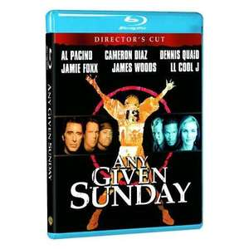 Blu-Ray - An jedem verdammten Sonntag (Any Given Sunday) für €6,90 [@Zavvi.com]