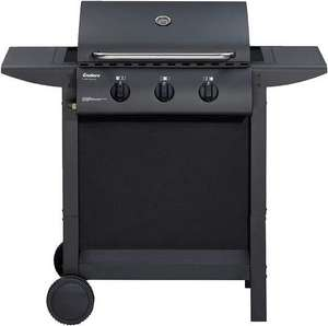 Enders - Gasgrill SAN DIEGO 3 (mit Grill-Thermometer, 3-Brenner aus Edelstahl)