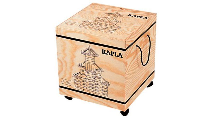 (Müller Sammeldeal) Kapla Bausteine 1000er Box und Baby Born Sister Unicorn für 44,99€