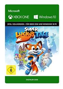 Super Lucky's Tale [Xbox One - Download Code]
