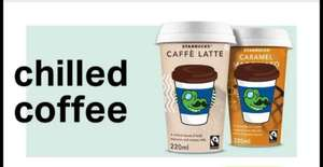 [Edeka Center Minden-Hannover] 4x Starbucks Chilled Classic versch. Sorten mit Coupies Cashback für effektiv 2,90€