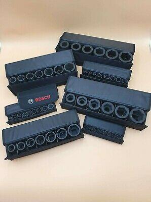 Bosch Professional Steckschlüsseleinsätze
