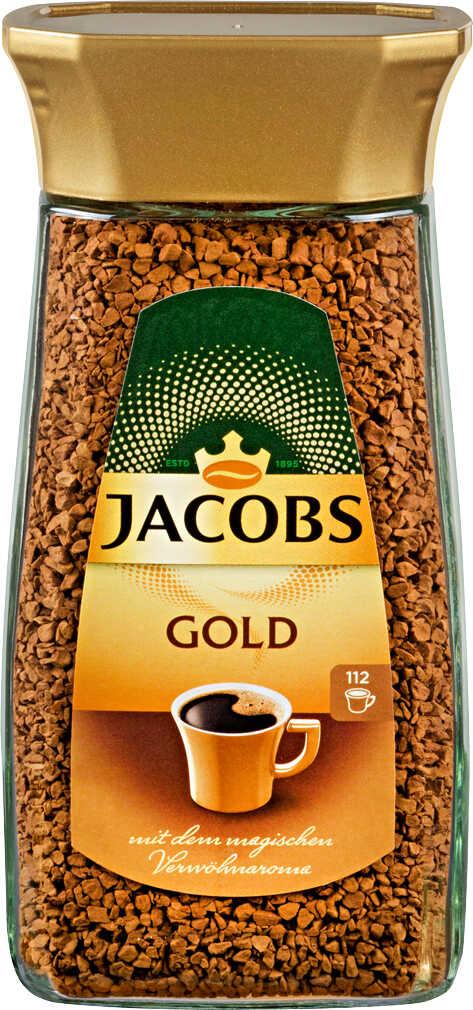 Jacobs Gold 200 Gramm