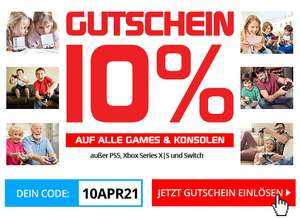 Konsolenkost 10% Coupon