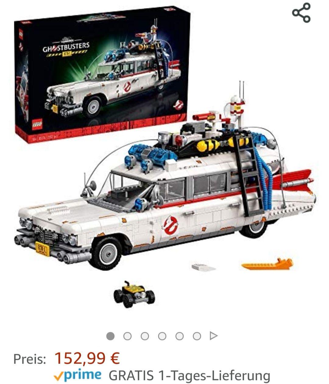 LEGO 10274 Creator Expert Ghostbusters ECTO-1