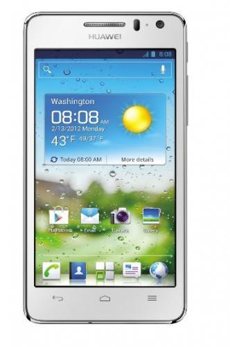 Huawei Ascent G 615  in weiß - Smartphone der gehobenen Klasse (Amazon WHD)