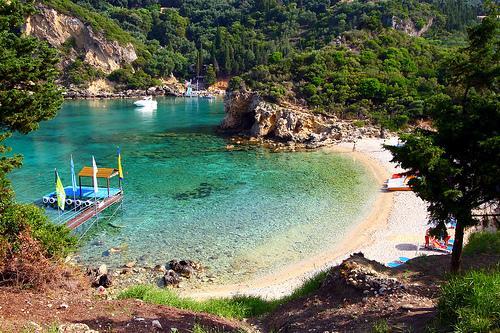 Reise: 1 Woche Korfu ab Hahn oder Weeze (Flug, Transfer, Apartment) 115,- € p.P. - mit Mietwagen 155,- € p.P.